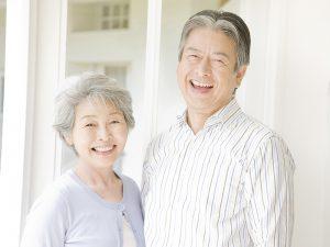 シニア夫婦のイメージ
